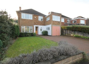 Thumbnail 4 bed detached house for sale in Sandringham Drive, Bramcote, Nottingham