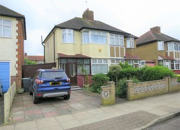 Thumbnail 3 bed semi-detached house for sale in Cedar Avenue, Enfield, Greater London
