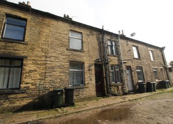Thumbnail 2 bedroom terraced house for sale in Napier Street, Queensbury, Bradford, West Yorkshire