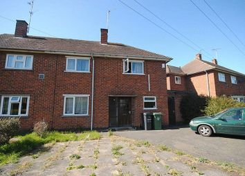 Thumbnail 4 bed semi-detached house for sale in New Ashby Road, Loughborough