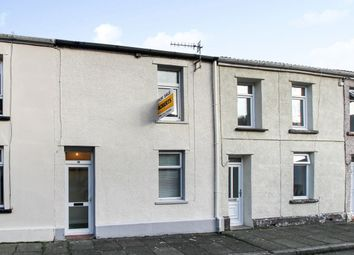 Thumbnail 2 bed terraced house for sale in Stanfield Street, Cwm, Ebbw Vale