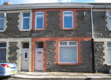 Thumbnail 2 bed terraced house for sale in Meyler Street, Thomastown, Tonyrefail