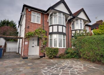 Thumbnail 3 bedroom semi-detached house to rent in East Towers, Pinner, Middlesex