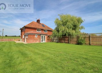 Thumbnail 3 bed semi-detached house for sale in Stoven, Beccles