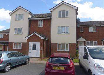 Thumbnail 1 bed flat to rent in Truro Close, Rowley Regis