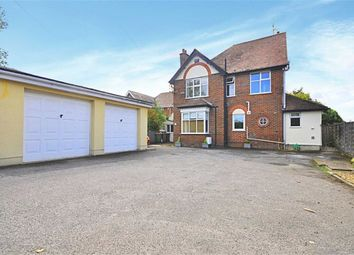 Thumbnail 5 bed detached house for sale in Parton Road, Churchdown, Gloucester