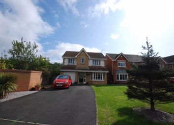 Thumbnail 4 bedroom detached house for sale in Ascot Grove, Ashington