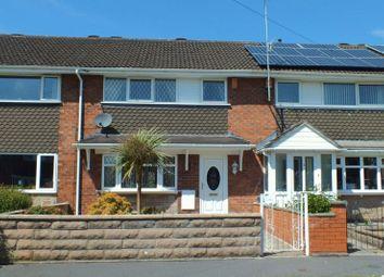 Thumbnail 3 bed mews house for sale in Heyburn Crescent, Burslem, Stoke-On-Trent