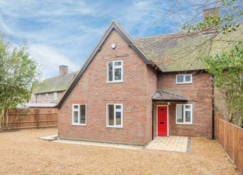 Thumbnail 4 bed semi-detached house for sale in Hempstead Lane, Potten End, Berkhamsted