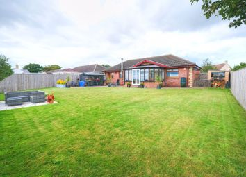 Thumbnail 3 bed detached bungalow for sale in Field House Close, Acklington, Morpeth