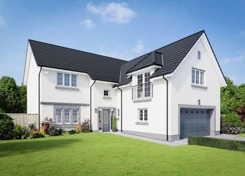 "Thumbnail 5 bed detached house for sale in ""Melville"" at Kirk Brae, Cults, Aberdeen"