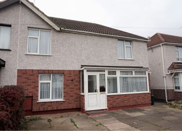 Thumbnail 3 bed semi-detached house for sale in West Place, Doncaster