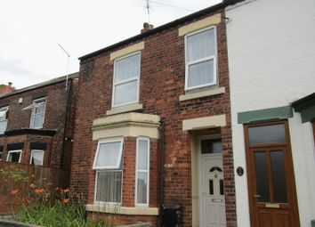 Thumbnail 3 bed terraced house for sale in Avenue Road, Retford