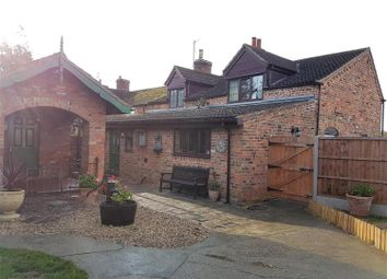 Thumbnail 4 bed end terrace house for sale in Langrick Road, New York, Lincoln