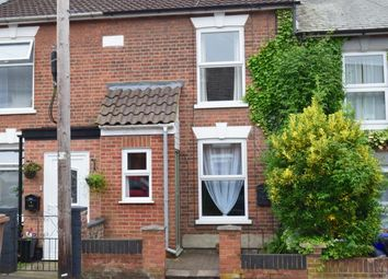 Thumbnail 3 bed terraced house for sale in Cavendish Street, Ipswich