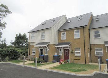 Thumbnail 3 bedroom terraced house to rent in Hamilton Close, Bishops Avenue, Broadstairs