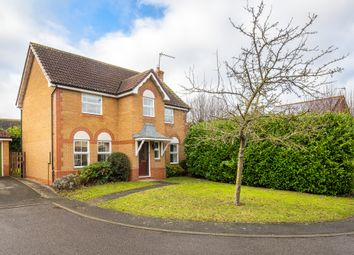 Thumbnail 4 bedroom detached house for sale in Orthwaite, Huntingdon