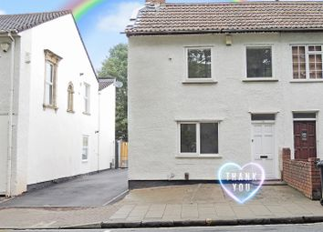 Thumbnail 3 bed end terrace house to rent in Two Mile Hill Road, Kingswood, Bristol