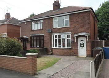 Thumbnail 3 bed semi-detached house for sale in Hawke Road, Stafford, Staffordshire