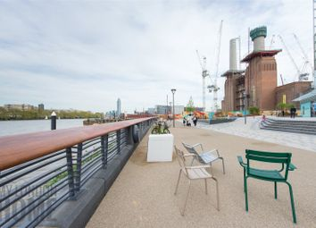 Thumbnail 1 bedroom flat for sale in Switch House West, Phase 2, Battersea Power Station