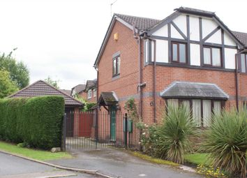 Thumbnail 3 bed end terrace house for sale in Harley Avenue, Harwood, Bolton