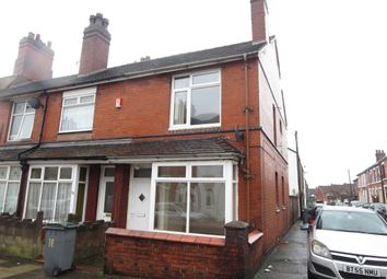 Thumbnail 2 bedroom end terrace house for sale in Holland Street, Tunstall, Stoke-On-Trent