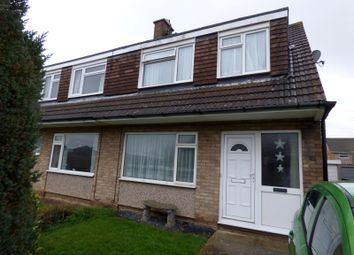 Thumbnail 3 bed semi-detached house to rent in Thakeham Close, East Preston, Littlehampton