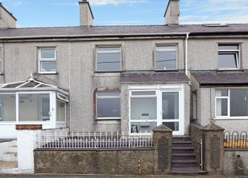 Thumbnail 2 bed terraced house for sale in Carneddi Road, Carneddi, Bethesda, Bangor