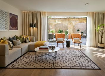 Thumbnail 4 bed town house for sale in Bishops Gate, Fulham High Street, London