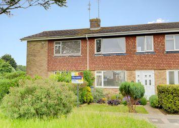 Thumbnail 2 bed terraced house for sale in Ambersham Crescent, East Preston, Littlehampton