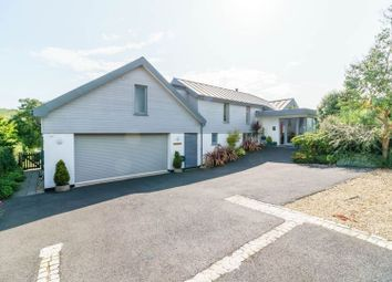 Thumbnail 4 bedroom detached house for sale in Frogmore, Kingsbridge