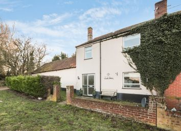 Thumbnail 3 bed semi-detached house for sale in The Common, Stuston, Diss