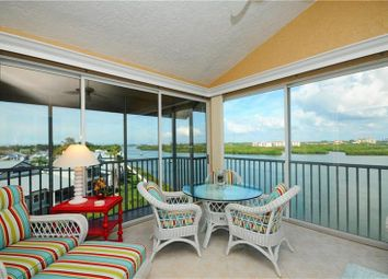 Thumbnail 3 bed town house for sale in 1280 Dolphin Bay Way #501, Sarasota, Florida, 34242, United States Of America