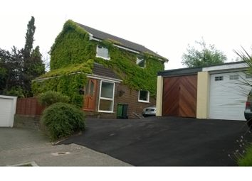 Thumbnail 3 bed detached house for sale in Robin Close, Cardiff
