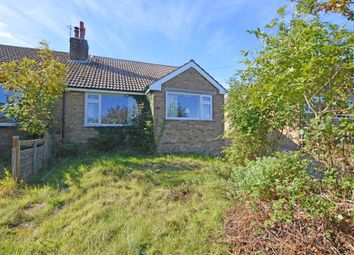 Thumbnail 2 bed semi-detached bungalow for sale in High Street, Burniston, Scarborough