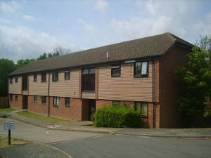 Thumbnail 1 bed flat to rent in St. Johns Court, Lagham Road, South Godstone, Godstone