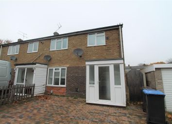 Thumbnail 3 bed end terrace house to rent in Kestrel Green, Hatfield