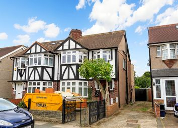 Thumbnail 5 bed semi-detached house for sale in Crane Way, Whitton, Twickenham