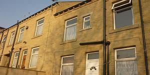 Thumbnail 3 bed terraced house for sale in Fearnside Street, Bradford 8, West Yorkshire