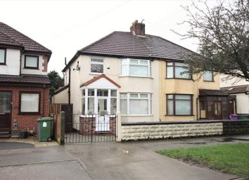 Thumbnail 3 bedroom semi-detached house to rent in Abbottshey Avenue, Allerton, Liverpool, Merseyside