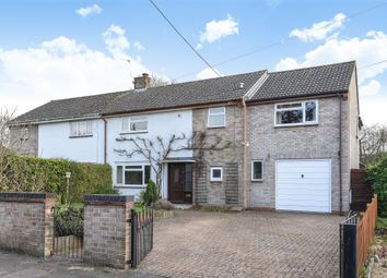Thumbnail 5 bed semi-detached house to rent in Watlington, Oxfordshire