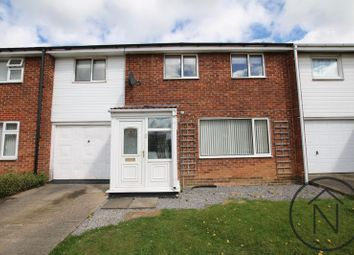 Thumbnail 3 bed terraced house for sale in Chapman Close, Newton Aycliffe