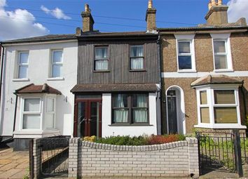 Thumbnail 3 bed terraced house for sale in Mansfield Road, South Croydon