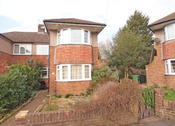 Thumbnail 2 bed maisonette for sale in St Marys Close, Ewell Village, Surrey