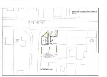 Thumbnail Land for sale in Belmont, Slough