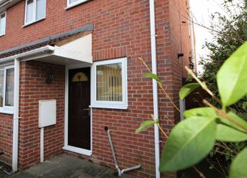 Thumbnail 3 bed terraced house to rent in Second Avenue, Edwinstowe, Mansfield