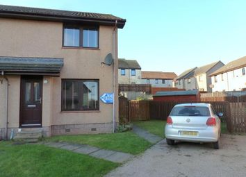 Thumbnail 2 bed semi-detached house to rent in Pettens Close, Balmedie, Aberdeen
