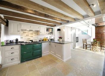 Thumbnail 4 bed detached house for sale in Newnham Green, Hook Hampshire