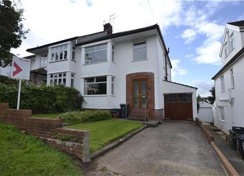 Thumbnail 3 bed semi-detached house for sale in Briarwood, Bristol