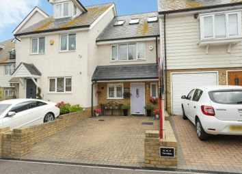 Thumbnail 3 bedroom terraced house for sale in Percy Avenue, Broadstairs